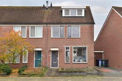 Rijsselbergen 78, Bergen Op Zoom