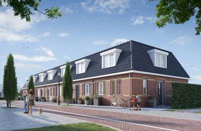 Marehoek starterswoningen 0Ong, Oud-Vossemeer