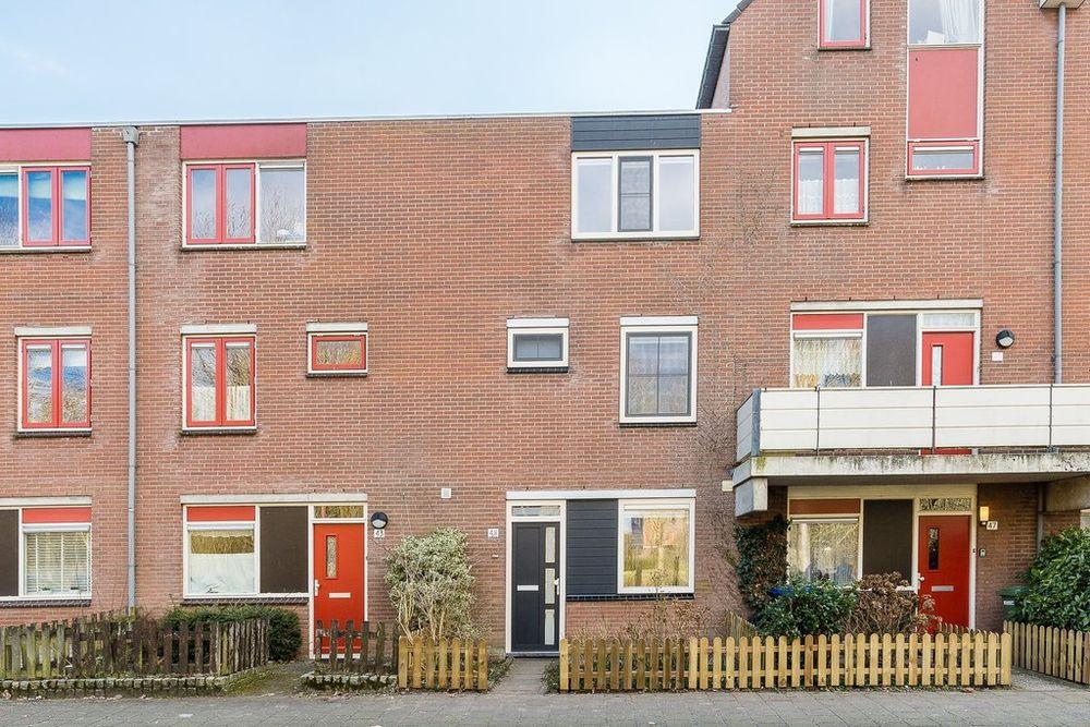 Ringfazant 45, Nieuwegein