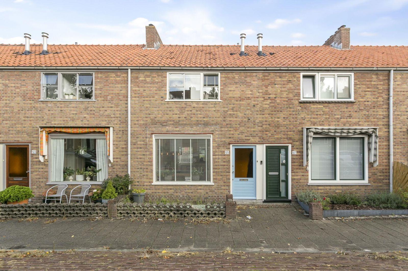 Brasserskade 125, Delft