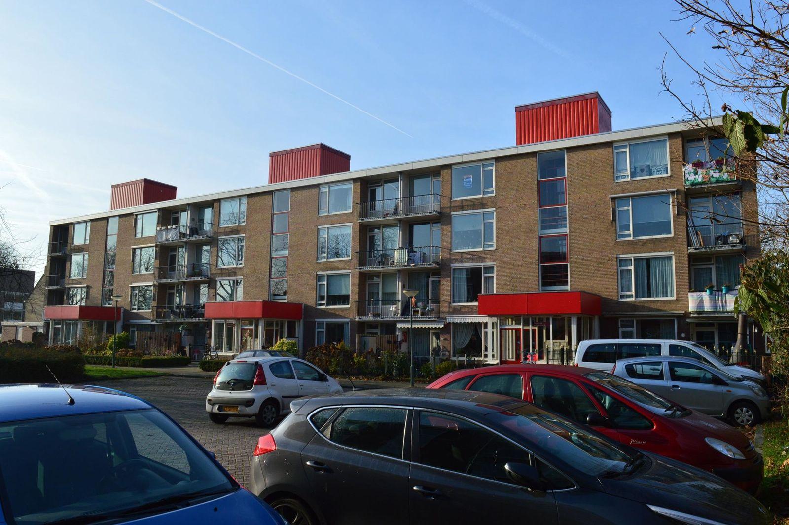Tjongerstraat, Dordrecht