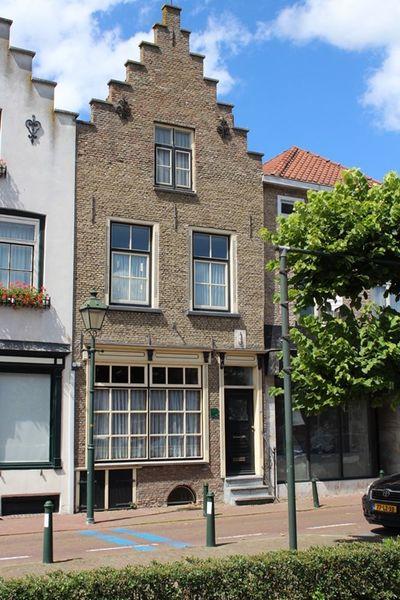 Westkade 72, Sas van Gent
