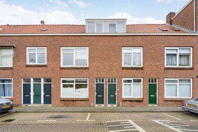 Ridderspoorstraat 38e, Rotterdam