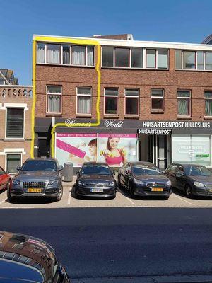 Hilledijk 190, Rotterdam