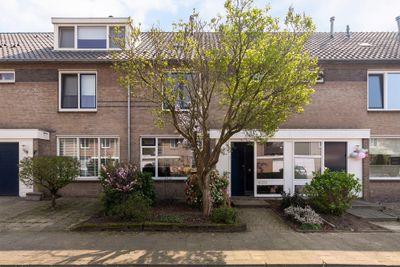 Johan de Wittstraat 6, Veghel