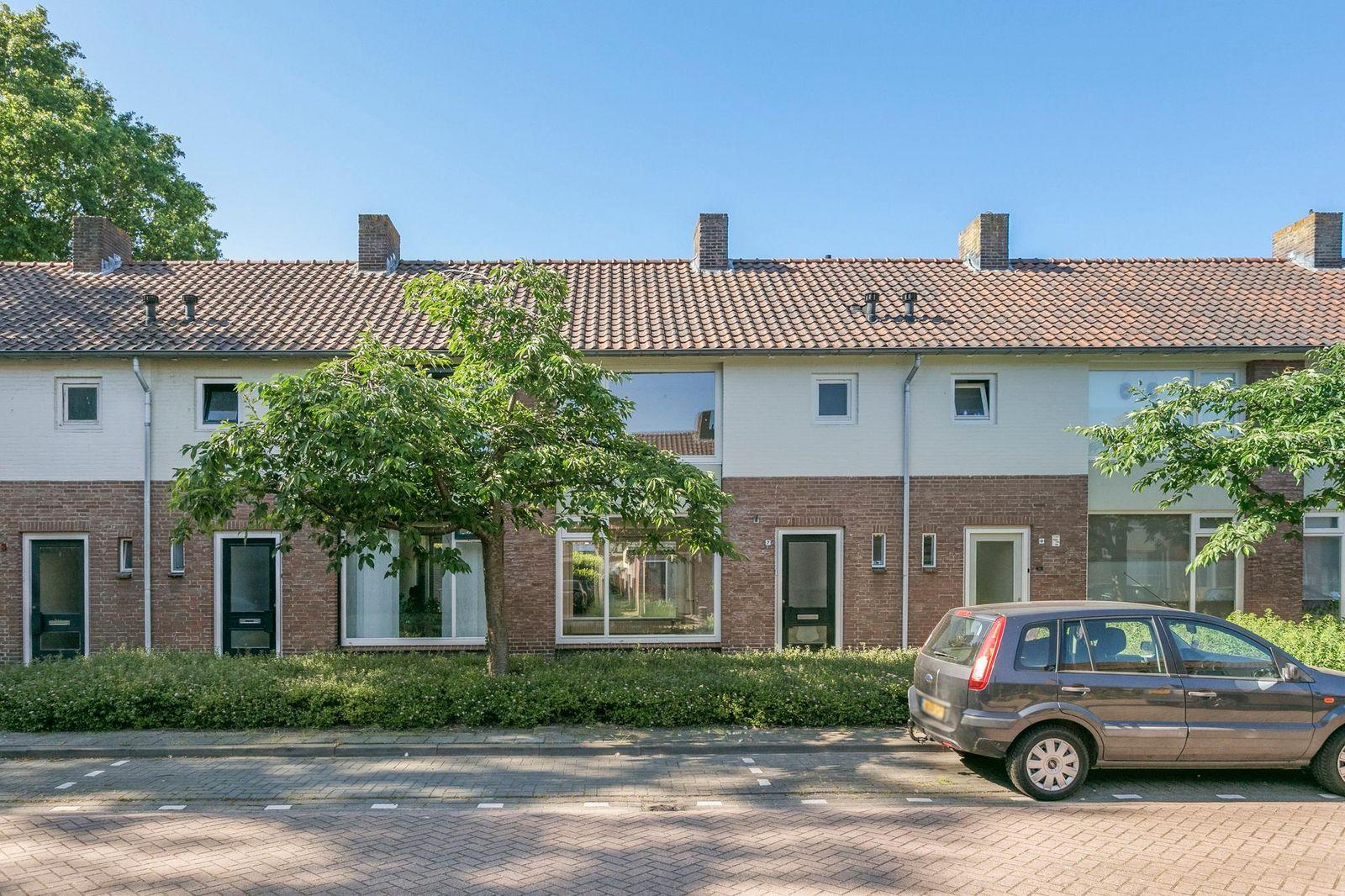 Marsstraat 7, Dongen
