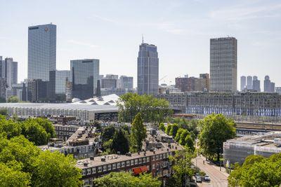 Bentinckplein 123, Rotterdam