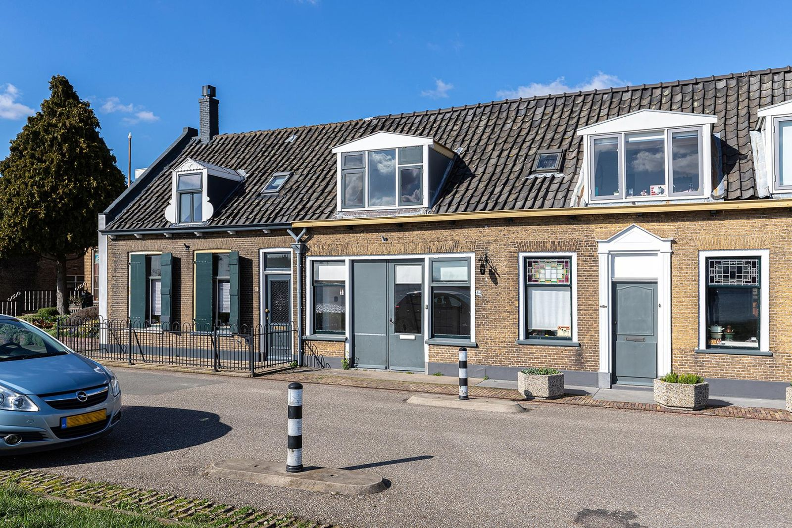 Kerkbuurt 84, Papendrecht