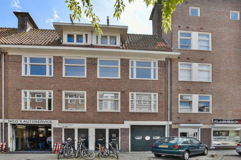 Balboastraat, Amsterdam