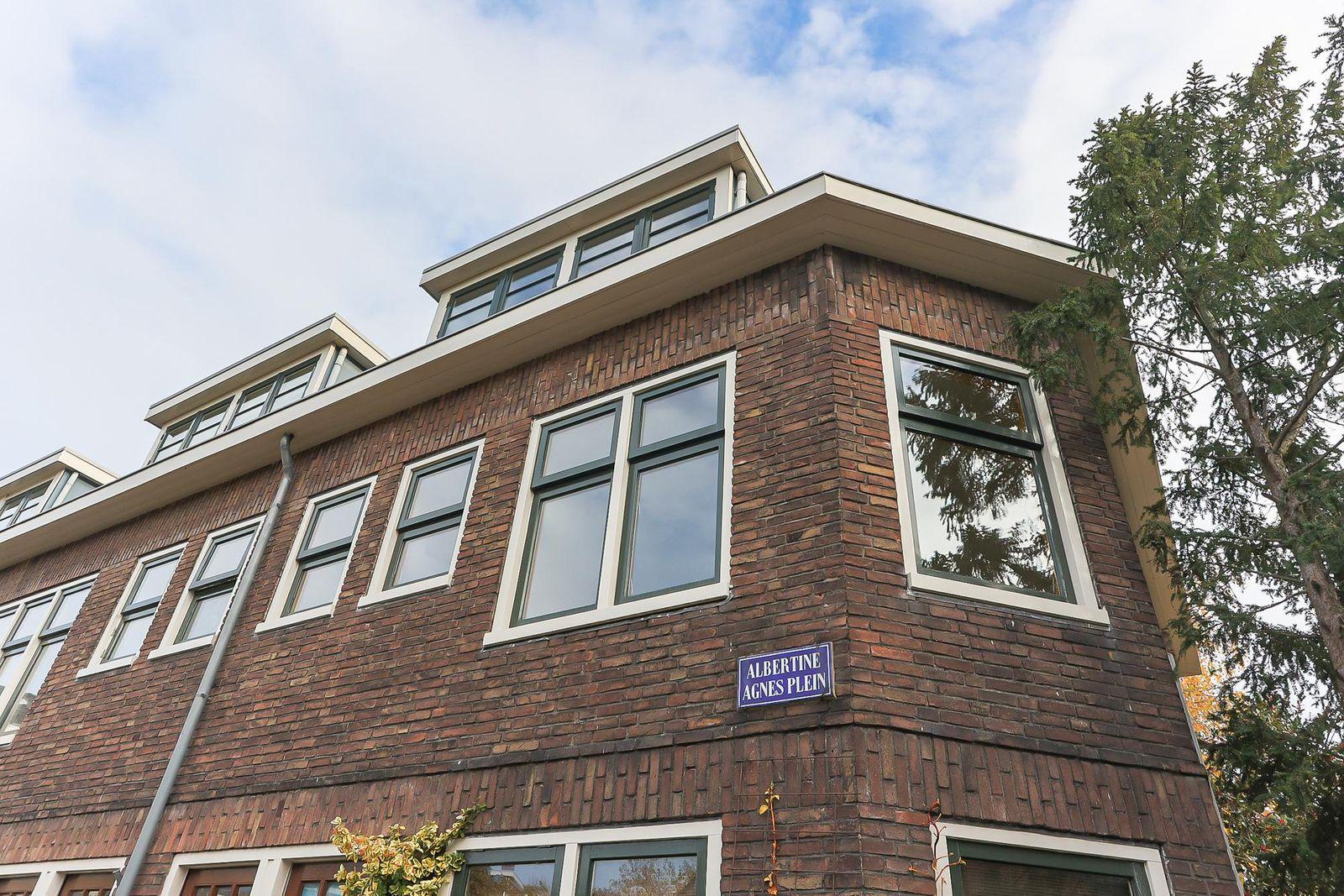 Albertine Agnesplein 1-A, Groningen