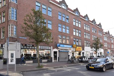 Grote Visserijstraat 4B, Rotterdam