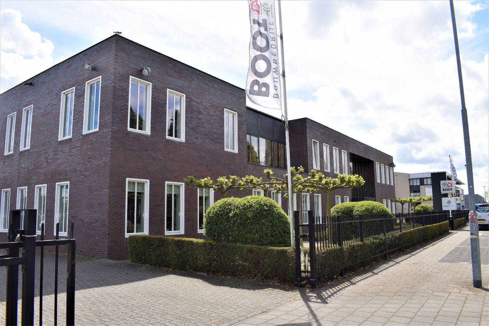 Grenssteen, Breda