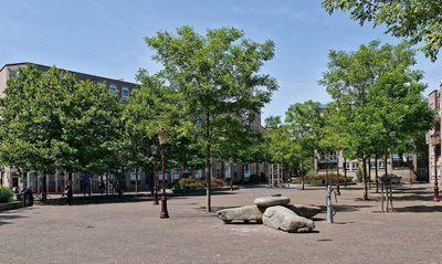 Mary Zeldenruststraat, Amsterdam