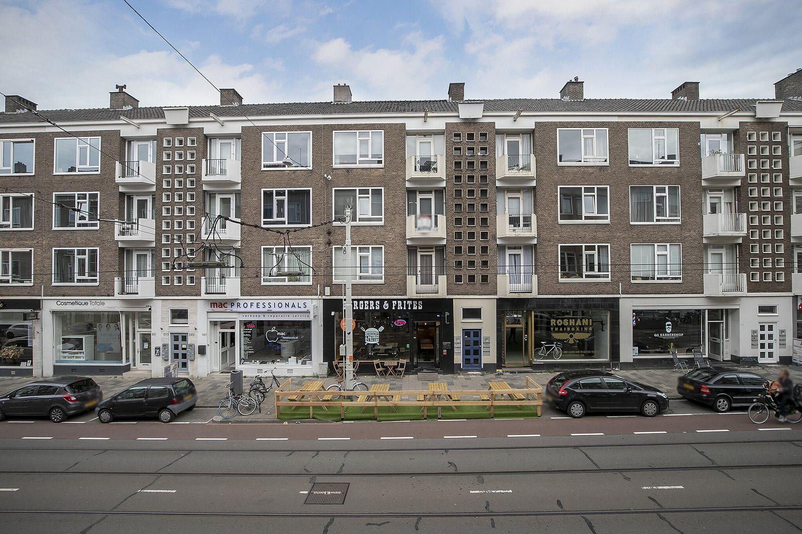 Jonker Fransstraat 118-C, Rotterdam