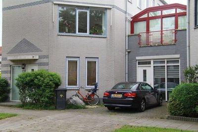 Blauw-roodlaan, Zoetermeer