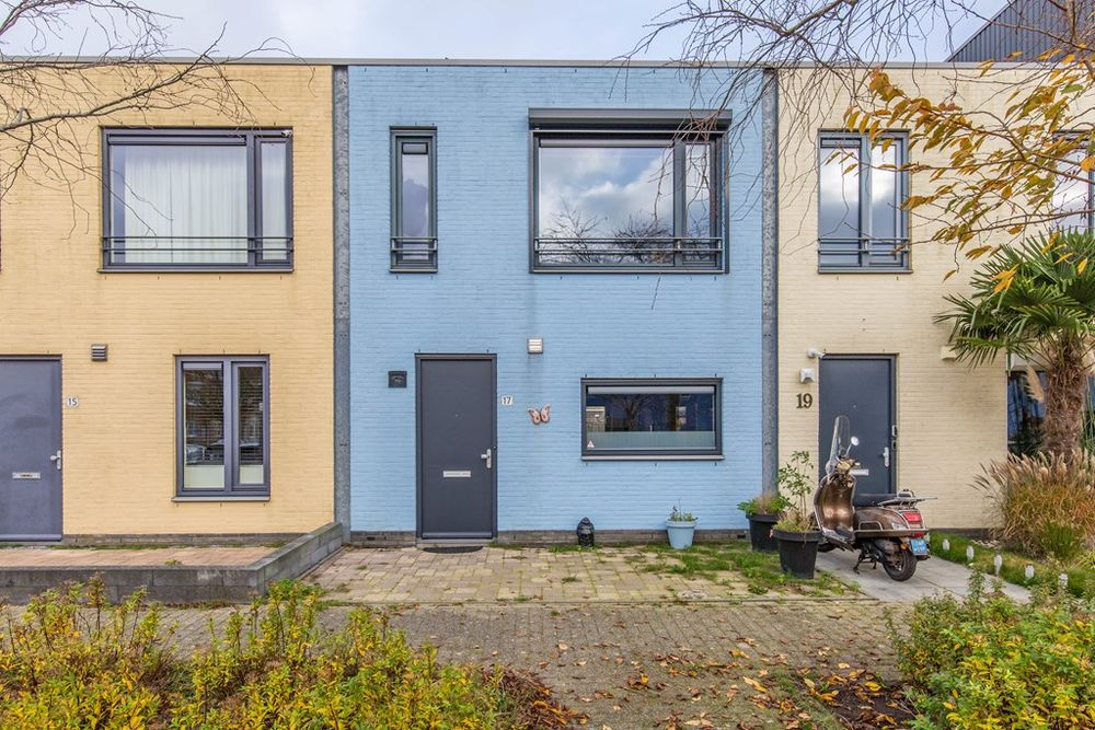 Eucalyptastraat 17, Almere