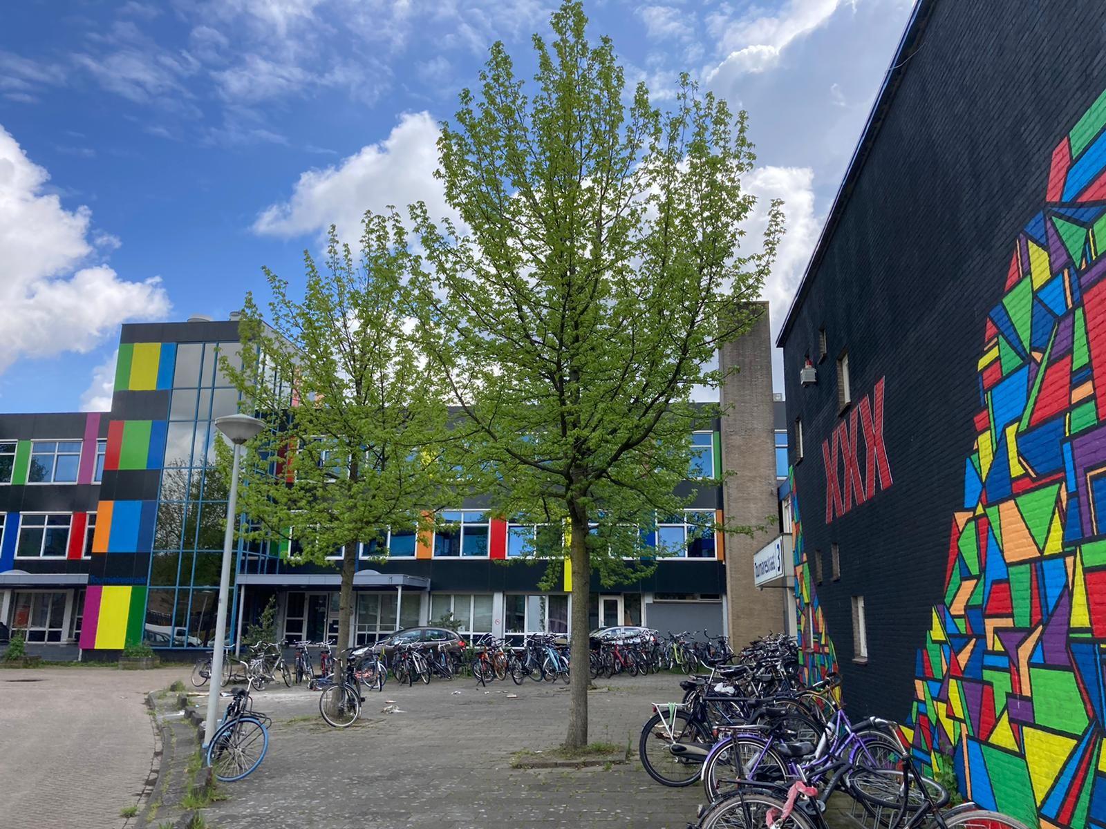 Tourniairestraat, Amsterdam