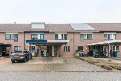 Spinnekopmolenstraat 52, Almere