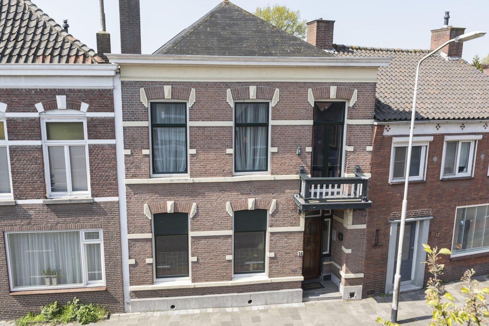Hulsdonksestraat 14, Roosendaal