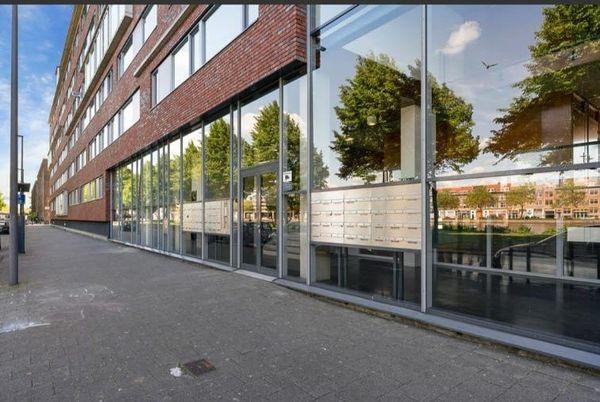 Spangesekade, Rotterdam