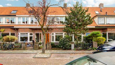 Bakhuis Roozenboomstraat 18, Leiden