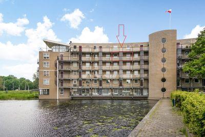 Louis Armstronglaan 105, Leiden