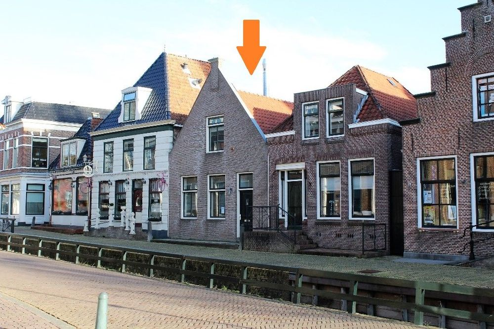 Badkamer Keuken Bolsward : Wipstraat 8 koopwoning in bolsward friesland huislijn.nl