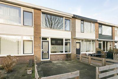 Klaproosstraat 43, Papendrecht