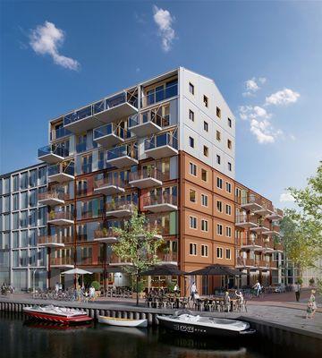 Conny Stuartstraat 65*, Amsterdam