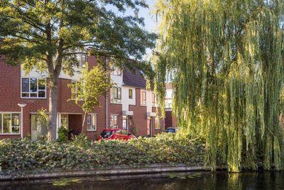 Else Mauhsstraat 1, Leiden