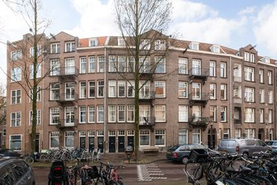 Zocherstraat 75III, Amsterdam