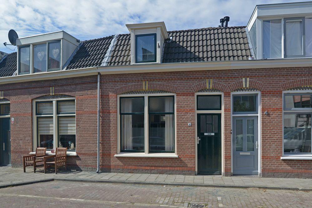 Eendjespoortstraat 6, Haarlem
