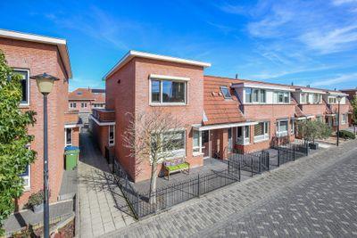 Isaac da Costastraat 57, Sommelsdijk