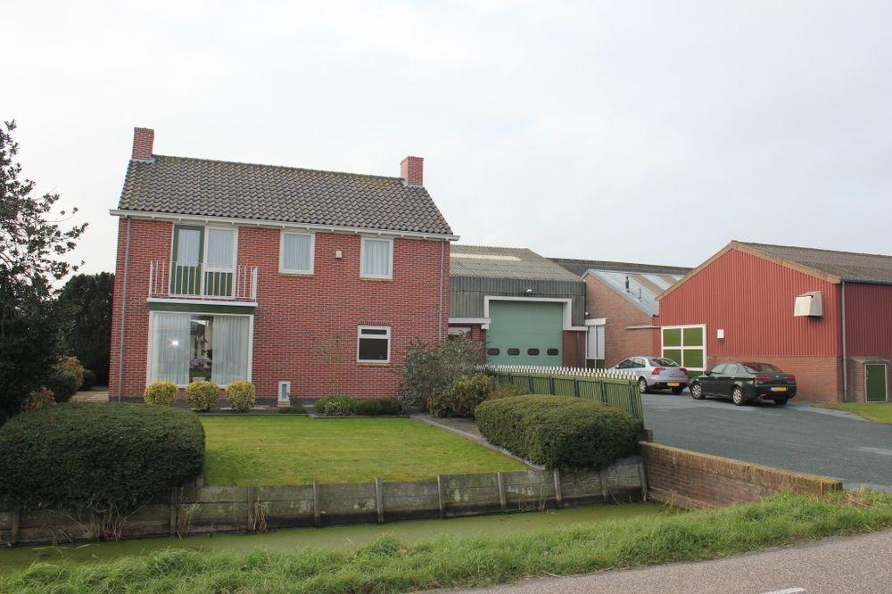 J C de Leeuwweg 43, Breezand