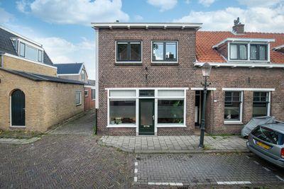 Dr Sauerstraat 1, Schiedam