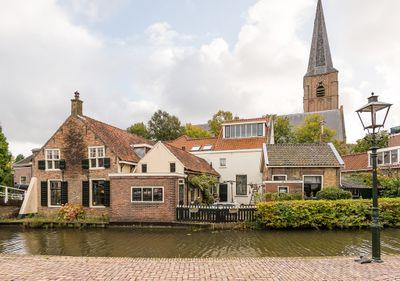Kerkstraat 1& 3, Maasland