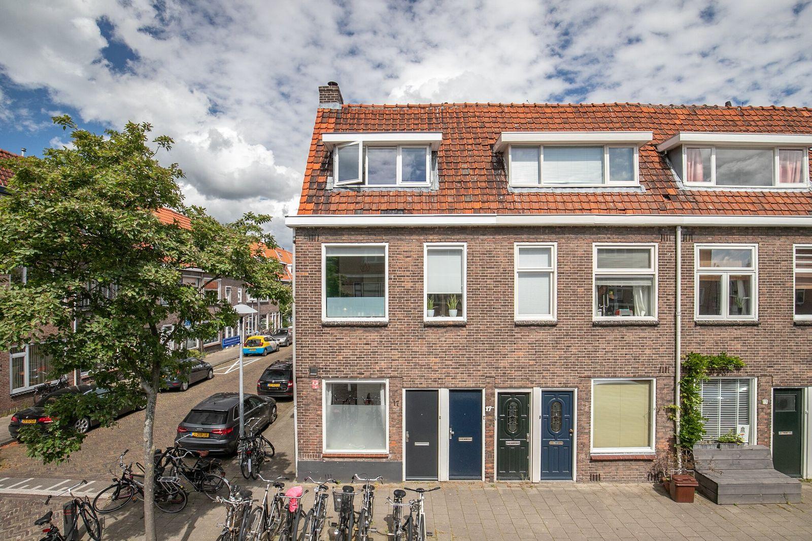 Galvanistraat 17bis, Utrecht