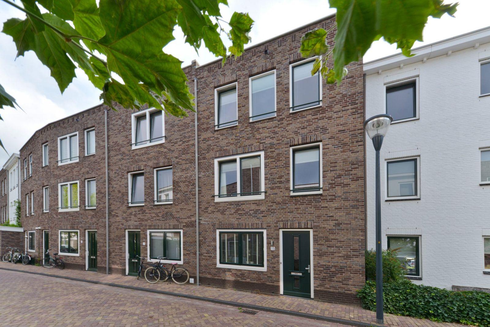 Lebeauhof 15, Leiden