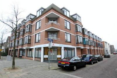 Christiaan de Wetstraat 20, Dordrecht