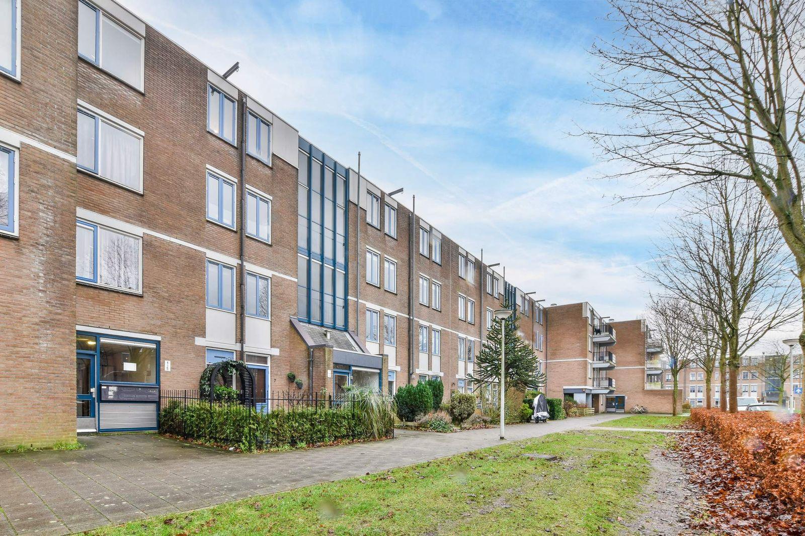 Soesterberghof 12, Amsterdam