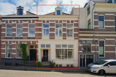 Hugo de Grootstraat 4, Nijmegen