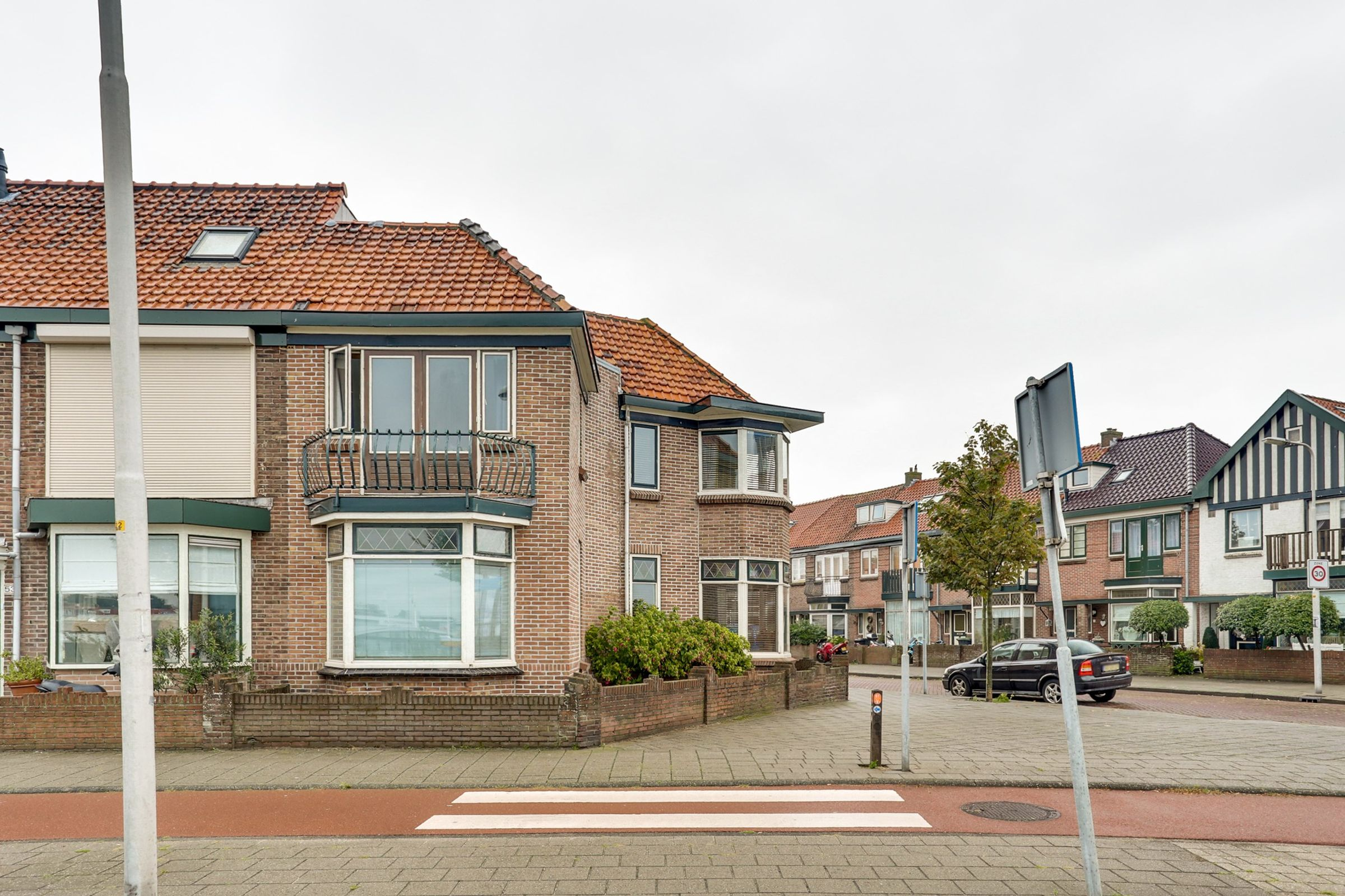 Kompasstraat 1, IJmuiden
