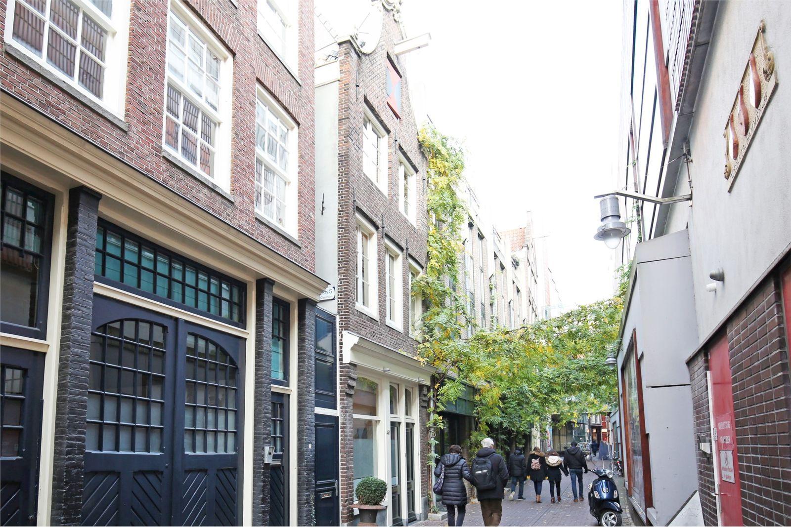 Dirk van Hasseltssteeg 40, Amsterdam