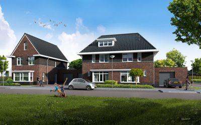 Mauritz Kwartier bouwnummer 18 0-ong, Steenbergen