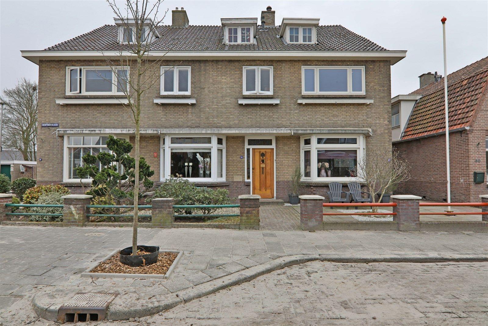 Bentinckslaan 54, Hoogeveen