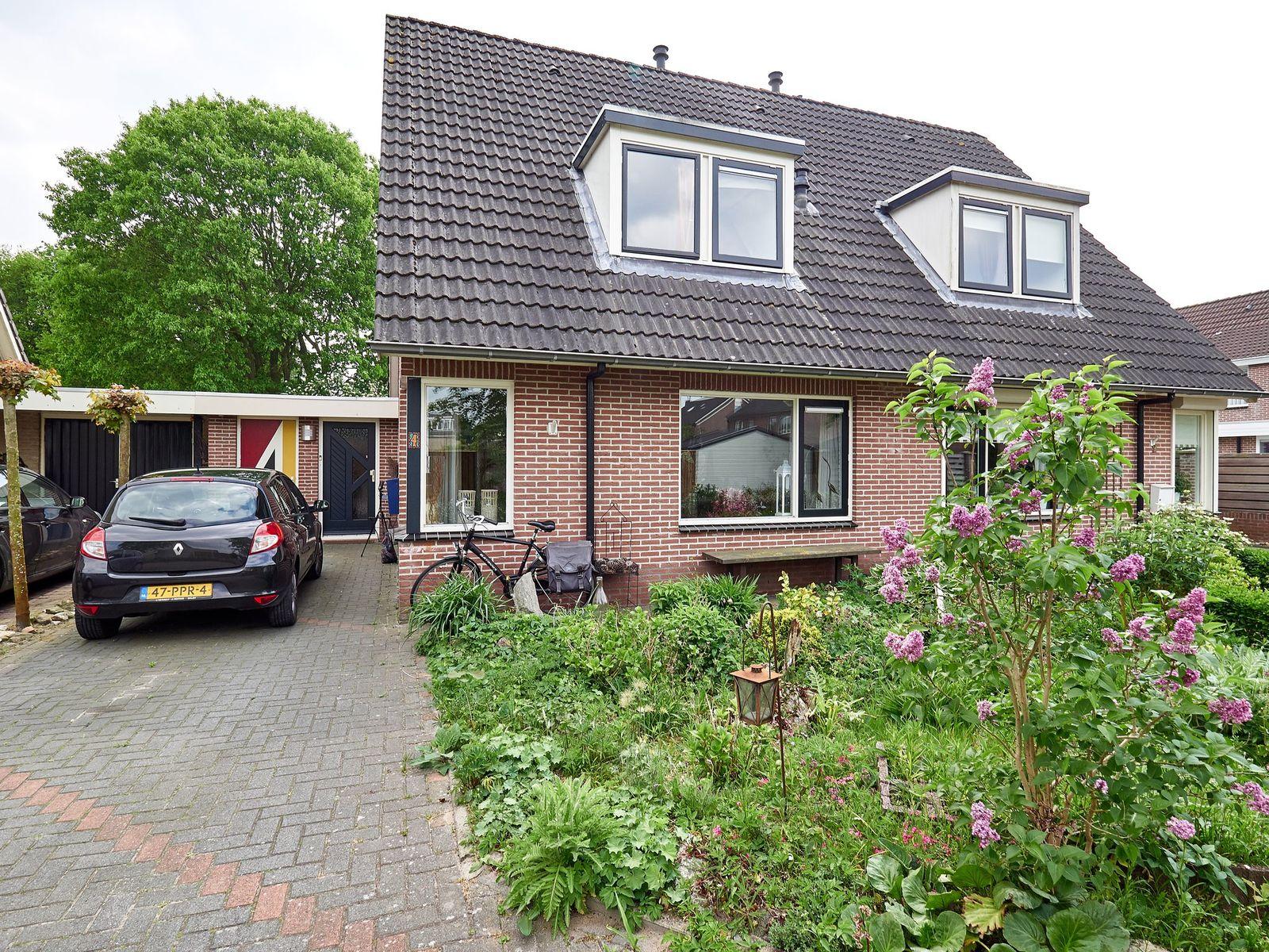 Esdoorn 4, Coevorden