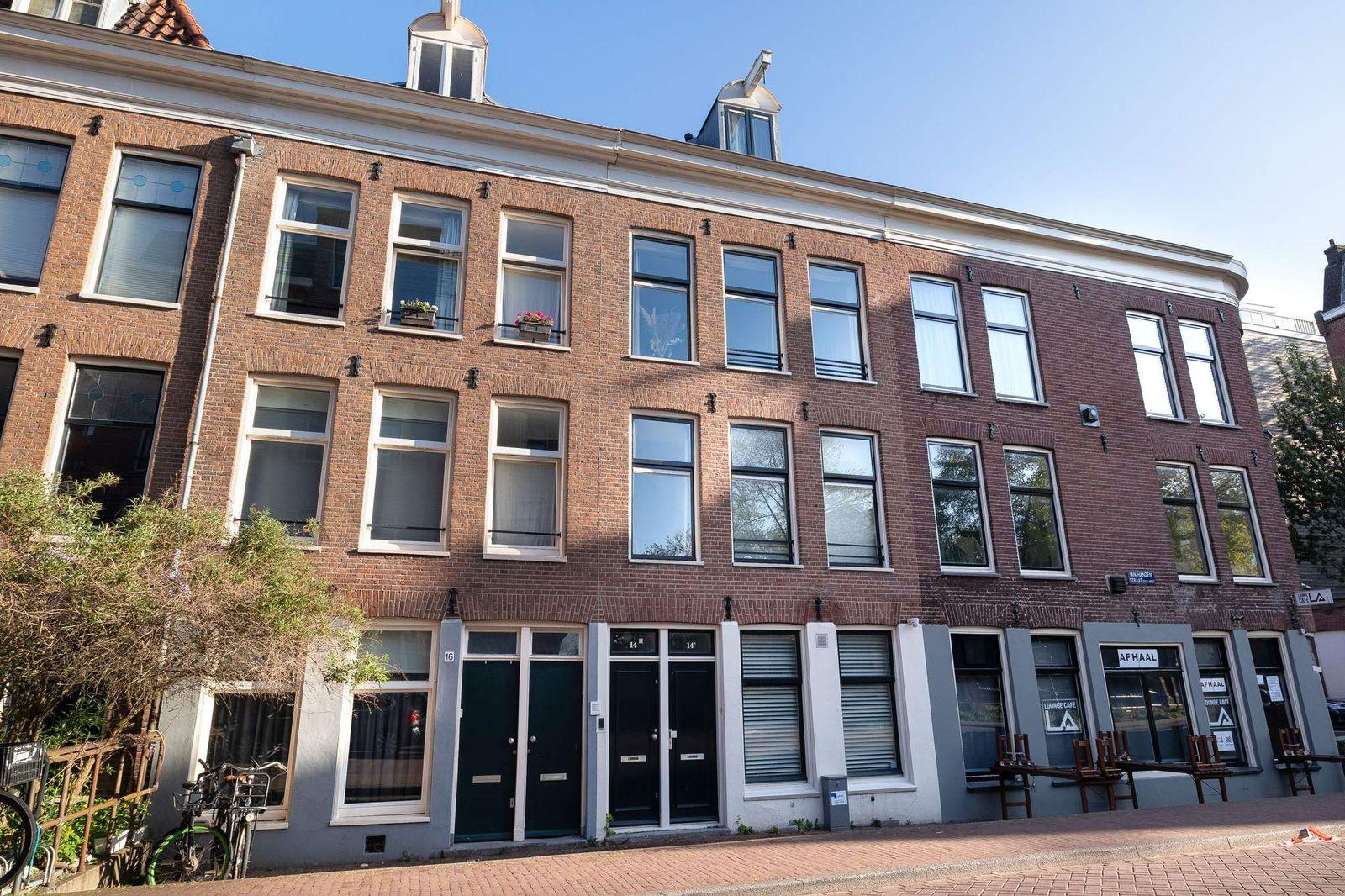 Jan Hanzenstraat 14-hs, Amsterdam