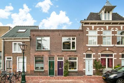 Maresingel 10, Leiden