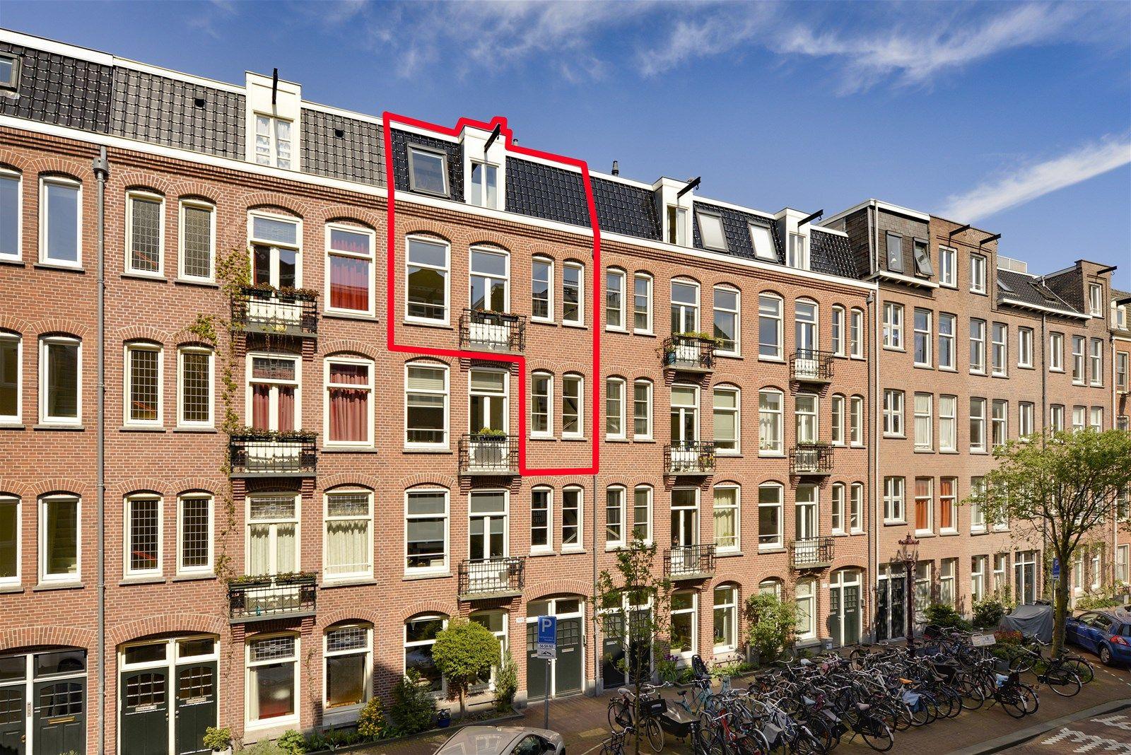 Balistraat 109-III-IV, Amsterdam