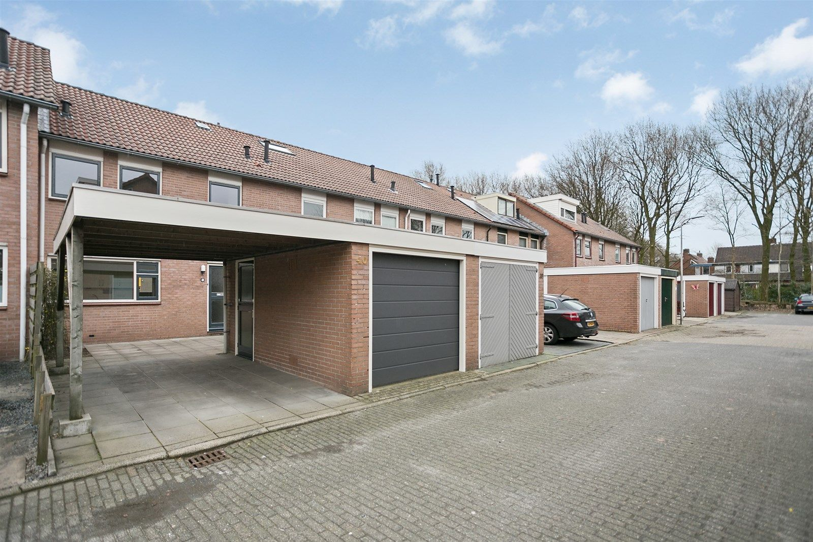 Zanderhof, Hoogeveen